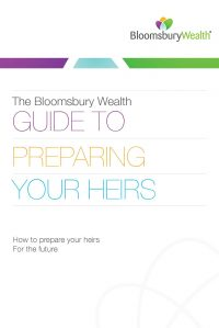 GUIDE TO PREPARING YOUR HEIRS