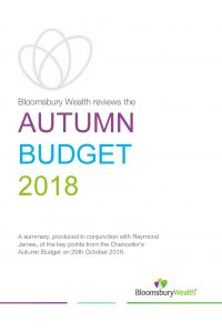 Budget-Newsletter_Autumn-Statement_October-2018_Cover