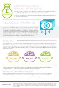 Pensions Infographic